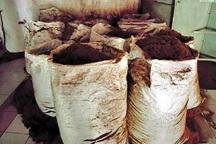 محموله چای قاچاق در خرمشهر کشف شد