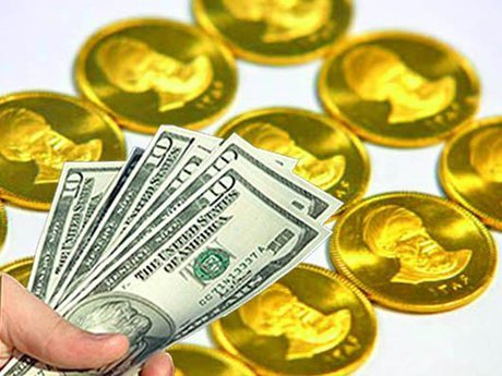 قیمت دلار ۴۲۰۰ تومان باقی ماند/ سکه ۱۳ هزار تومان گران شد