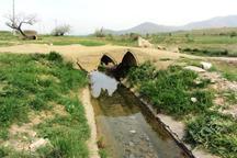 گوار روستایی با چشمه ساران و باغات آباد