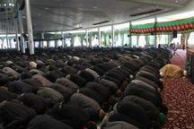 نماز ظهر عاشورا در اراک اقامه شد