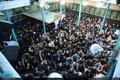 مراسم بررسی اربعین از نگاه آیت الله هاشمی رفسنجانی در حسینیه جماران