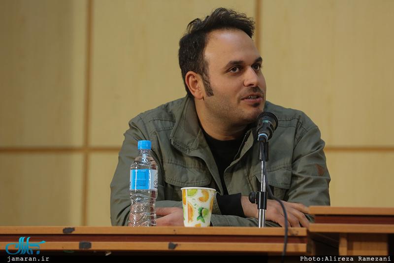 اکران دانشجویی فیلم ترور سرچشمه در دانشگاه علوم پزشکی تهران با حضور محمدرضا بهشتی و محمود صادقی