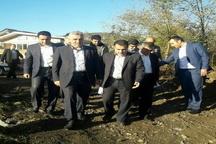 تامین و تقویت فشار آب شرب 21 روستای شهرستانهای املش و رودسر