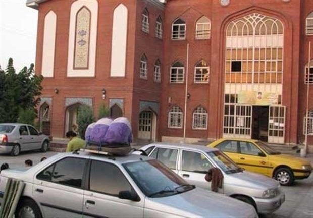 1115 نفر در مدارس شهرستان های استان تهران اسکان یافتند