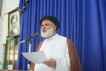 امام جمعه دامغان حضور حماسی مردم در انتخابات سال 96  را خواستار شد