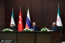روحانی: آمریکا به فکر تجزیه سوریه است