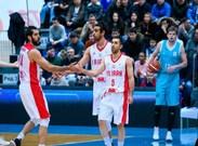 بسکتبالیست های ایرانی از سد قزاقستان عبور کردند