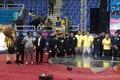 سینا صنعت ایذه نایب قهرمان کشتی فرنگی باشگاه های جهان شد
