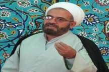 امام جمعه موقت مراغه:امام راحل با تغییر دادن تاریخ در برابر استکبارایستاد