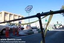 قم کلان شهری با زیرساختهای ناقص  افتتاح ناقص پل میثم و دردسرهای تازه شهروندان