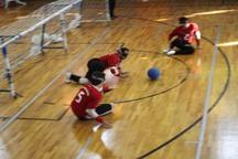 ورزشکار قزوینی به اردوی تیم ملی گلبال دعوت شد