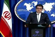 سخنگوی وزارت امور خارجه: پیگیری حقوقی ترور شهید سلیمانی در جریان است