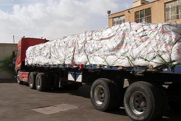 10تن برنج خارجی قاچاق در مراغه کشف شد