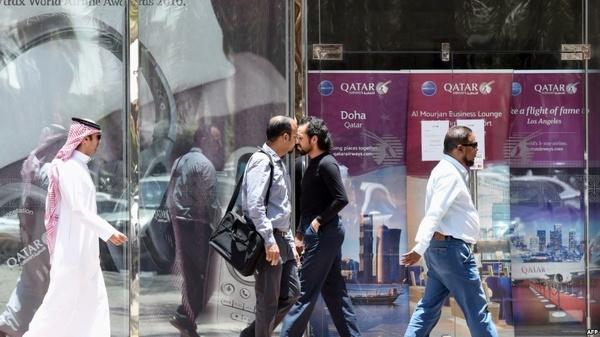 قطر در محاصره؛ کویت خواستار خویشتنداری دوحه شد