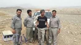 دستگیری متخلفین صید ماهی در شهرستان پلدختر