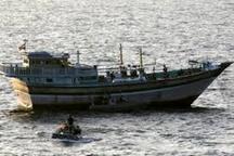 توقیف 2 شناور حامل سوخت قاچاق در سواحل مکران
