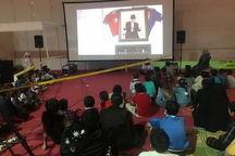 کودکان سه شهرستان کرمانشاه با سینما سیار فیلم می بینند