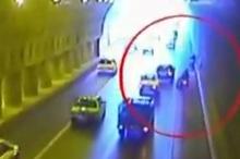 بیهوشی و مرگ عجیب موتورسواران در تونل توحید