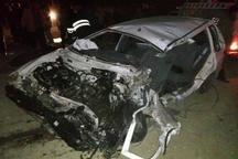 تصادف رانندگی در چهارمحال و بختیاری 42درصد افزایش یافت
