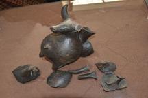 کشف شی تاریخی سه هزار ساله در خاش