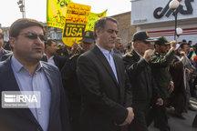 ملت ایران چهره واقعی کینهورزی آمریکا را درک کردهاند