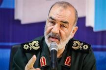 سردار سلامی: ملت ایران همه بزرگیها را در اختیار دارد