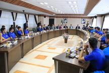 استاندار آذربایجان غربی از والیبالیست های نوجوان شهرداری ارومیه تجلیل کرد
