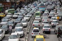 تعداد خودروها 8 برابر ظرفیت معابر پایتخت است