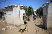 باز سازی مناطق سیلزده مازندران آغاز شد
