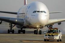 هفت پرواز صبح فرودگاه اهواز با تاخیر انجام می شوند