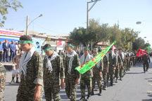رزمایش عاشورایی سپاه محمد (ص) 2 در خمین آغاز شد