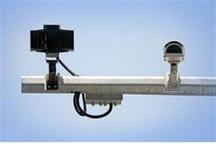 هشت دستگاه دوربین ثبت تخلف رانندگی در مهریز نصب شد