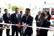 پایگاه شهری شماره ۴ اورژانس ۱۱۵ در تربتحیدریه افتتاح شد