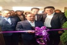 هتل قصر بسطام در شهرستان شاهرود همزمان با هفته دولت افتتاح شد