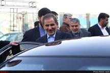 جهانگیری، چهارشنبه وارد خوزستان می شود