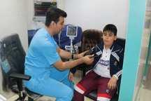 بیمارستان گناوه به پنج هزار بیمار خدمات درمانی ارایه کرد