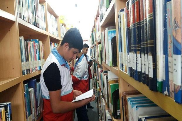 85 هزار نفر در کتابخانه های عمومی قزوین عضو شدند