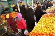 ذخیره اقلام مورد نیاز مردم برای شب عید در البرز