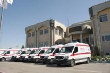 37 دستگاه آمبولانس به ناوگان اورژانس 115 در خراسان رضوی افزوده شد