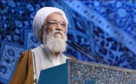 آیت الله موحدی کرمانی خطیب جمعه این هفته تهران