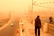 آلودگی هوا در 10 شهرستان استان لرستان  دوازدهمین روز آلودگی هوای استان