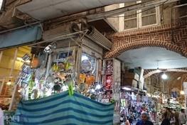 آنسوی ایالت خودمختار بازار تاریخی تبریز