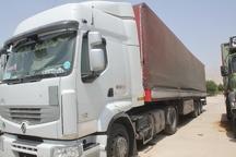 کشف 22 تن برنج قاچاق در دیر بوشهر