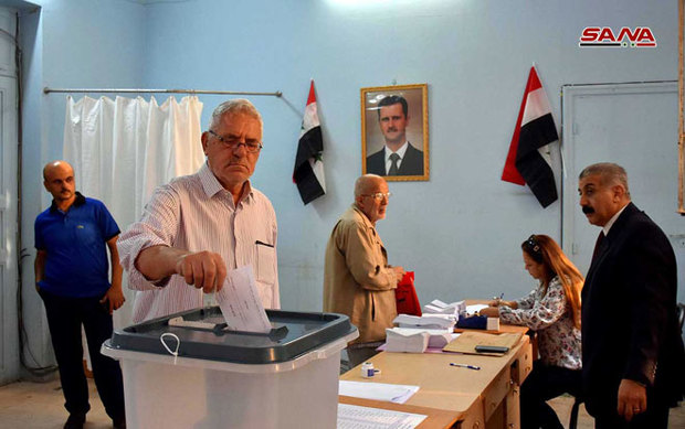 انتخابات سوریه