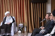 واعظی: رئیس جمهوری بر ارتباط مستمر با روحانیت تأکید دارد