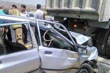 حادثه رانندگی در محورهای اصفهان  چهار کشته داشت