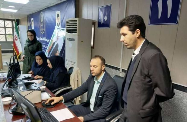 تمرین فرایندهای سامانه جامع انتخابات البرز انجام شد