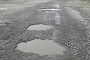 تردد دشوار و زیانبار خودروها در معابر آسیب دیده کرج