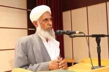 امام جمعه اهل سنت نیکشهر از رئیس جمهوری برای کاهش تعرفه برق قدردانی کرد