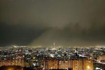 شبکه برق شهر تهران پایدار است